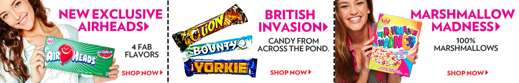Shop Candy and Novelty Gifts at IT'SUGAR