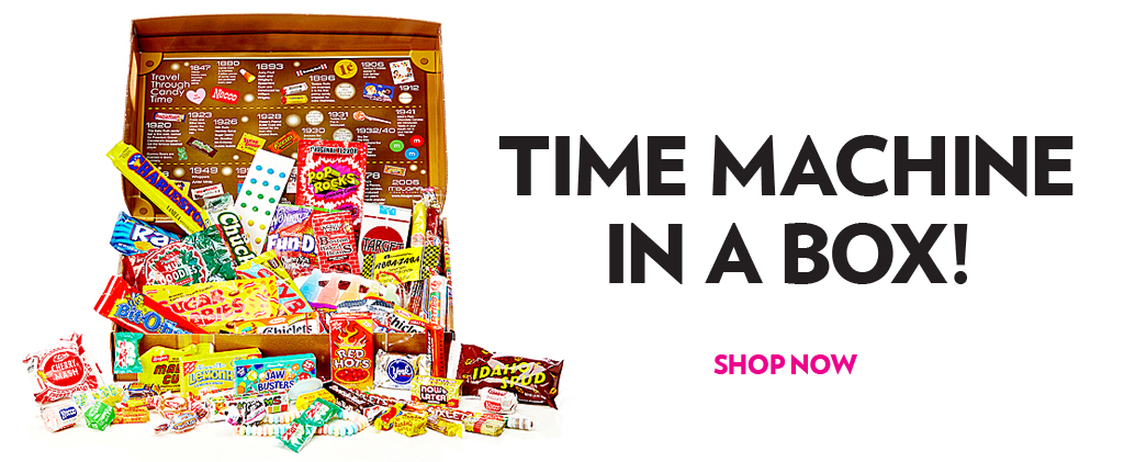 Buy Nostalgic Candy Gift Box