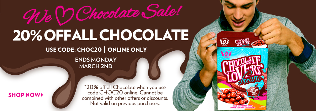 Shop Chocolate