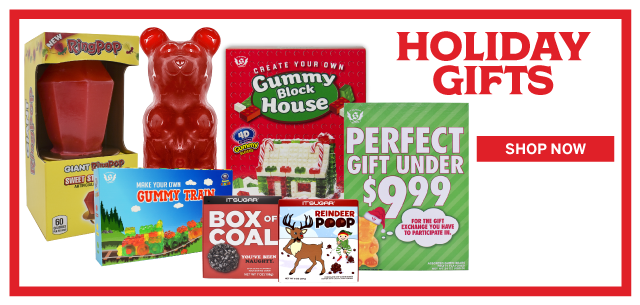 All Their Favorite Holiday Gifts at IT'SUGAR