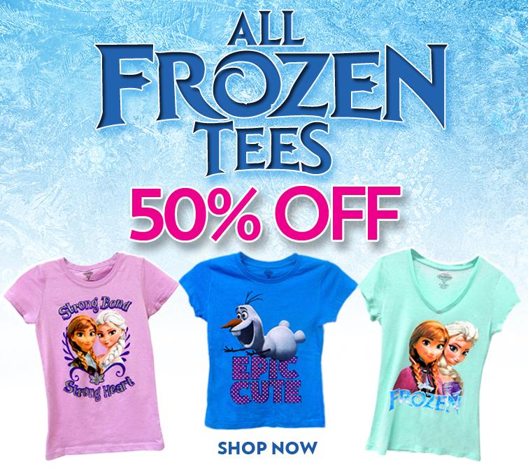 Shop Frozen